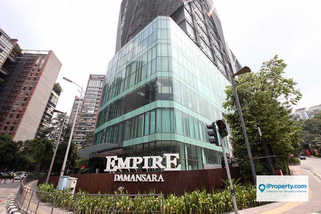 Empire Damansara - Serviced residence, Damansara Perdana, Selangor - 1