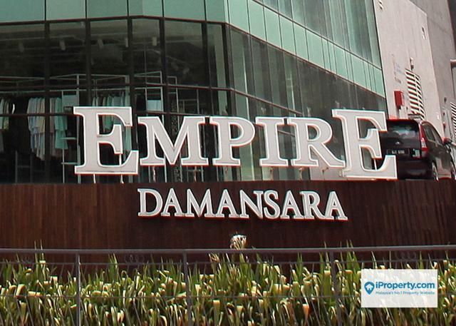 Empire Damansara - Serviced residence, Damansara Perdana, Selangor - 2