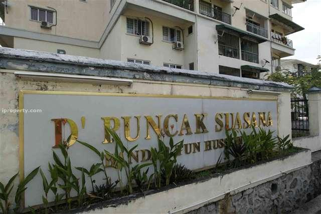 D' Puncak Suasana - Apartment, Cheras, Selangor - 1