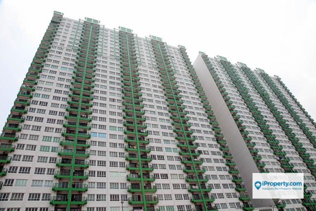 OUG Parklane - Serviced residence, Jalan Klang Lama (Old Klang Road), Kuala Lumpur - 1