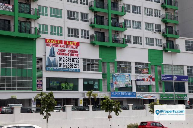 OUG Parklane - Serviced residence, Jalan Klang Lama (Old Klang Road), Kuala Lumpur - 3