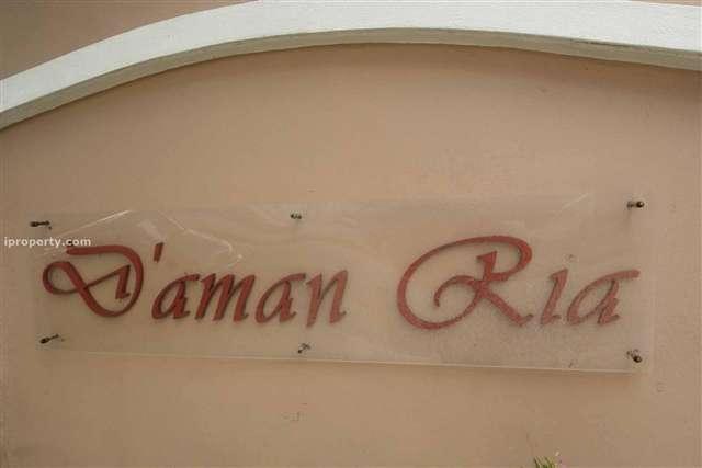 D'Aman Ria Condominium - Condominium, Ara Damansara, Selangor - 1