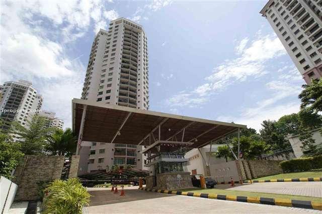Changkat View - Condominium, Dutamas, Kuala Lumpur - 2