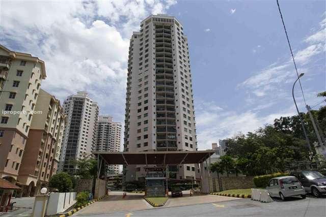 Changkat View - Condominium, Dutamas, Kuala Lumpur - 1