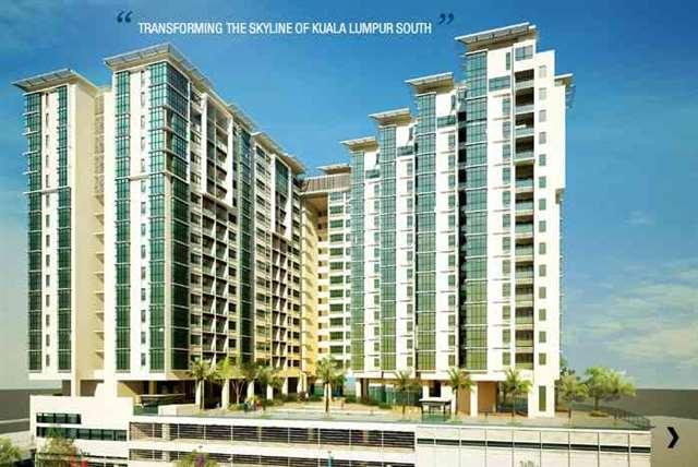 V residence Suites @ Sunway Velocity - Apartment, Cheras, Kuala Lumpur - 3