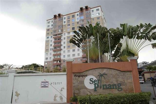 Pangsapuri Seri Pinang - Apartment, Seri Kembangan, Selangor - 3