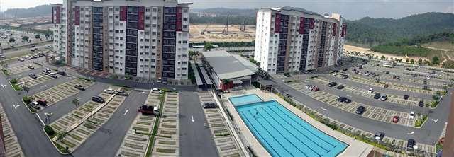 Seri Jati - Apartment, Setia Alam, Selangor - 2