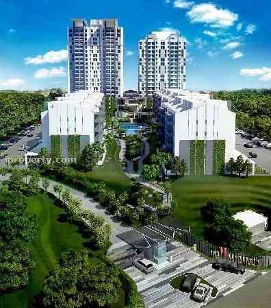 The Sanderson - Condominium, Seri Kembangan, Selangor - 1