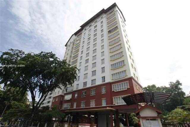 Segar Courts - Condominium, Cheras, Kuala Lumpur - 1