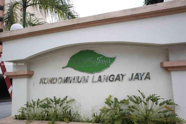 Langat Jaya Condominium - Condominium, Cheras, Selangor - 1