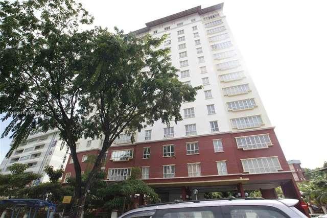 Segar Courts - Condominium, Cheras, Kuala Lumpur - 2