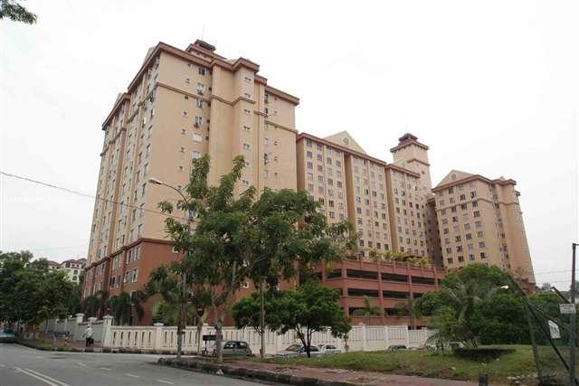 Laman Midah - Condominium, Cheras, Kuala Lumpur - 1