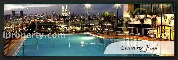 Seri Cempaka - Serviced residence, Cheras, Kuala Lumpur - 2