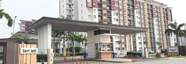 Seri Jati - Apartment, Setia Alam, Selangor - 1