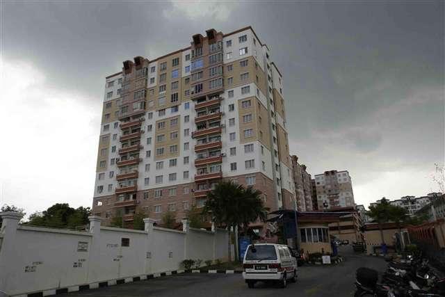 Pangsapuri Seri Pinang - Apartment, Seri Kembangan, Selangor - 2