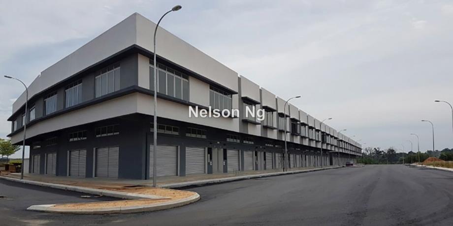 KIP Sentral @ Metrol Sentral, Bandar Sri Sendayan, Seremban