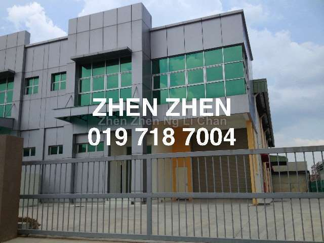Nusa Cemerlang Industrial Park Factory for Rent, Nusajaya,Gelang Patah, Iskandar Malaysia, Iskandar Puteri (Nusajaya)