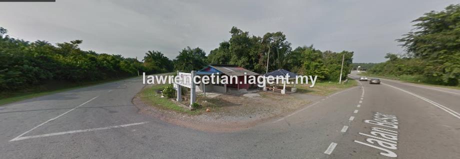 Jalan Besar Air Hitam Land, Ayer Hitam