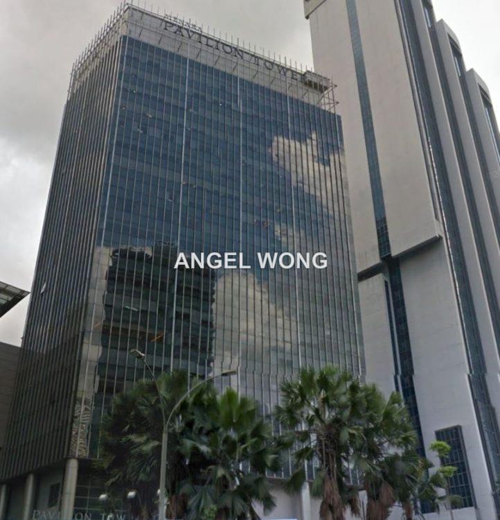 Pavilion Tower, Jalan Bukit Bintang, Jalan Raja Chulan, KLCC, Bukit Bintang