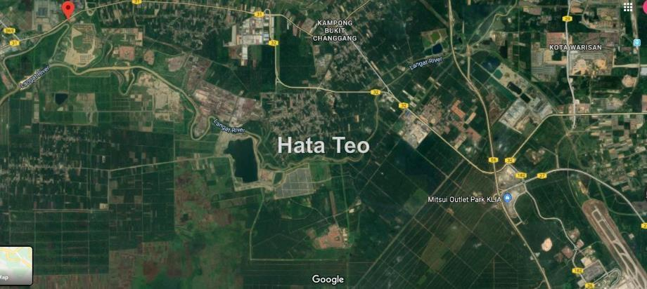Heavy Industry Land Genting Sanyen Banting, Genting Sanyen Banting Selangor, Tanjong Duabelas