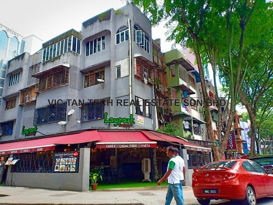 Corner Shoplot, KL, Imbi, Changkat Bukit Bintang, Berangan, Sultan Ismail, Cor Shoplot, Tengkat Tong Shin, Mesui, Bukit Bintang