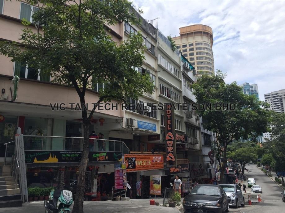 City Centre KL Golden Triangle, Sultan Ismail, Alor, Imbi, Changkat Raja Chulan, Tengkat Tong Shin, Mesui, Berangan, Imbi, Bukit Bintang