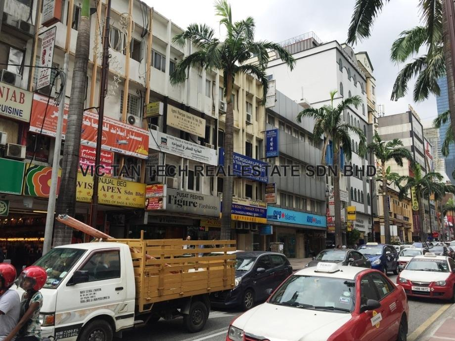 Bukit Bintang Street Mainroad, Alor Street, Sultan Ismail, Imbi, Changkat Bukit Bintang, City Centre, Main Road, KL City, Bukit Bintang