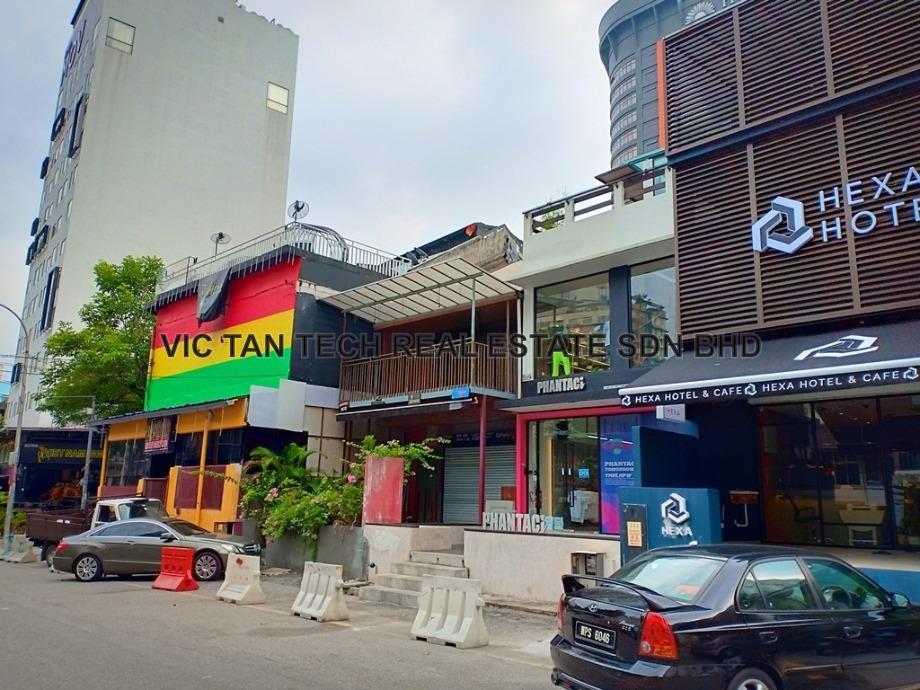 Berangan, Changkat Bukit Bintang, Alor, KL, Bukit Bintang