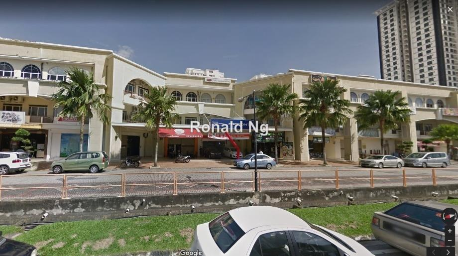 D Pizza 3 Storey Commercial Shop Lot Corner Bayan Baru, D Piazza Bayan Baru , Bayan Baru