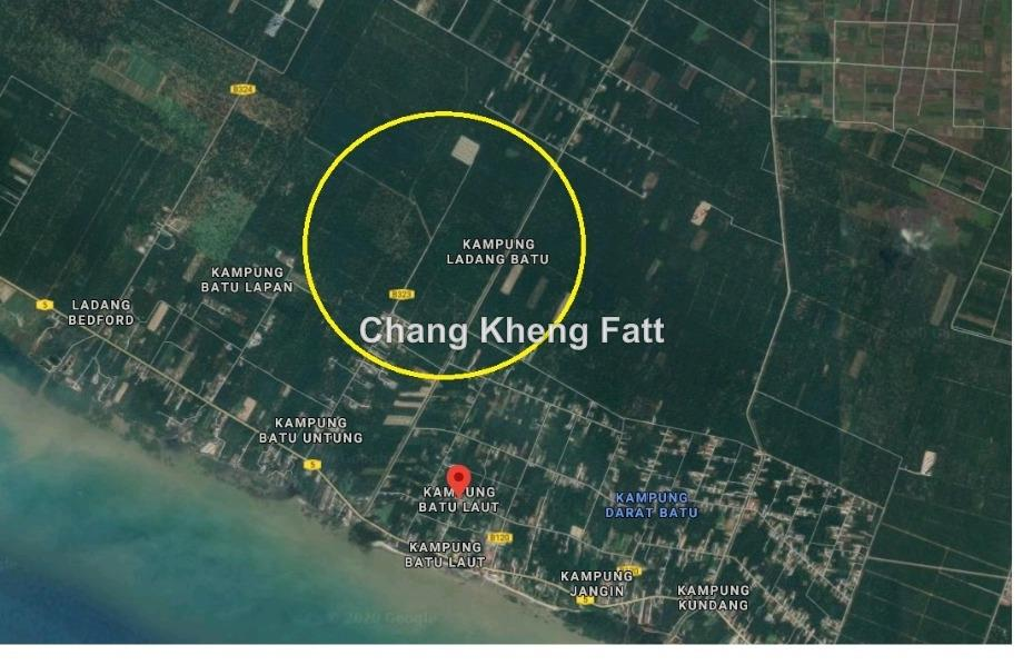 Kampung Ladang Batu, Tanjung Sepat, Batu Laut, Kuala Langat, Tanjong Sepat