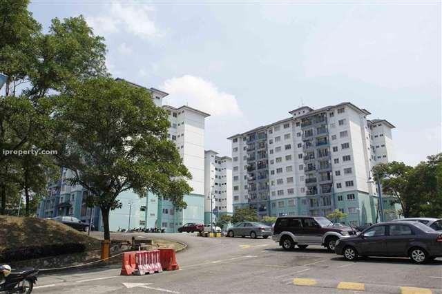 Akasia Apartment, Pusat Bandar Puchong, Puchong
