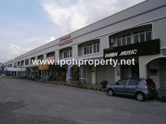 Taman Perpaduan Koperasi, Bandar Baru Tambun, Ipoh