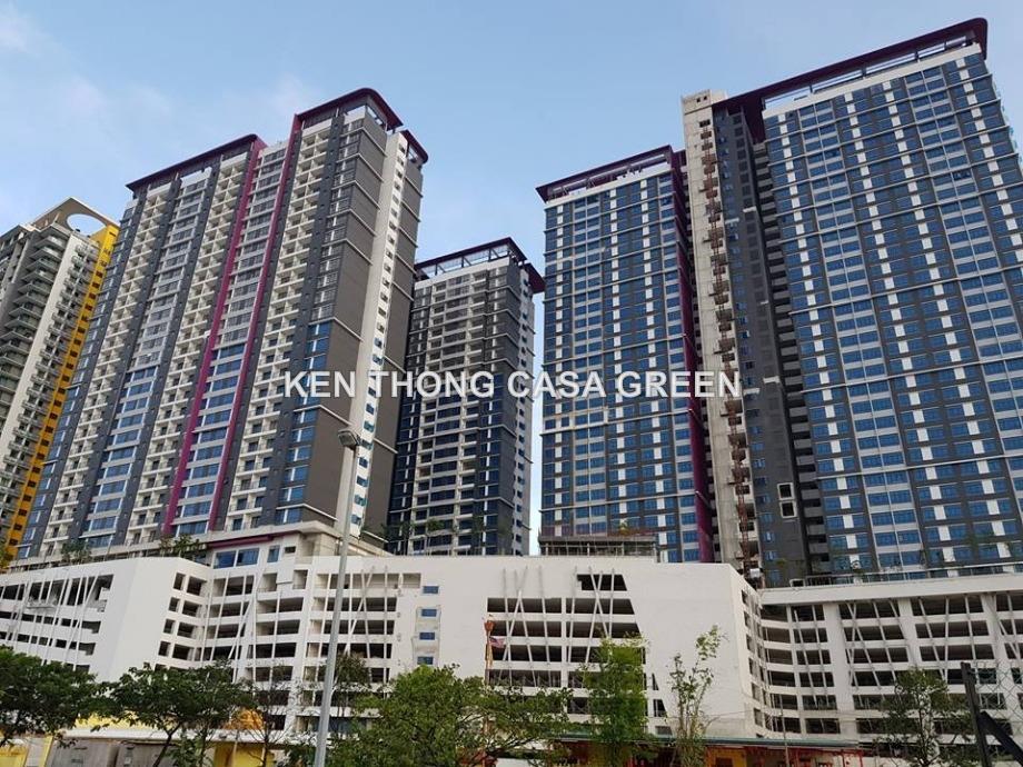 Casa Green, Bukit Jalil