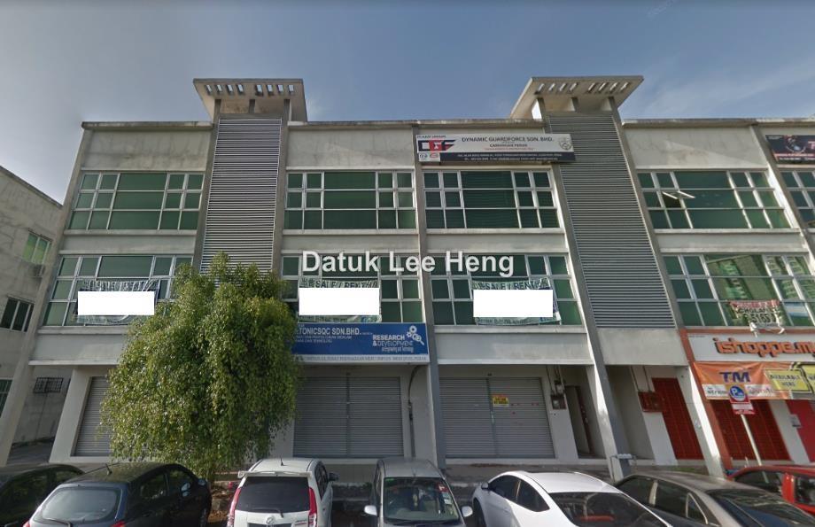 Pusat Perniagaan Meru Impian, Ipoh