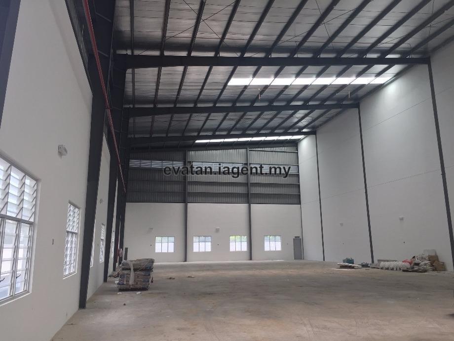 Alam Jaya  Business Park @ Gelang Patah 200Amp Semi-D Factory for Rent, Johor Bahru, Gelang Patah