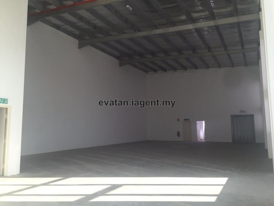 IBP @ Silc, Nusajaya 300Amp Semi-Detached Factory for Sale, Johor Bahru, Iskandar Puteri (Nusajaya)