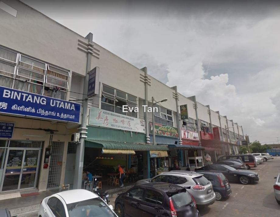 Senai 2 Storey Shop Lot, Tmn Bintang Utama, Senai