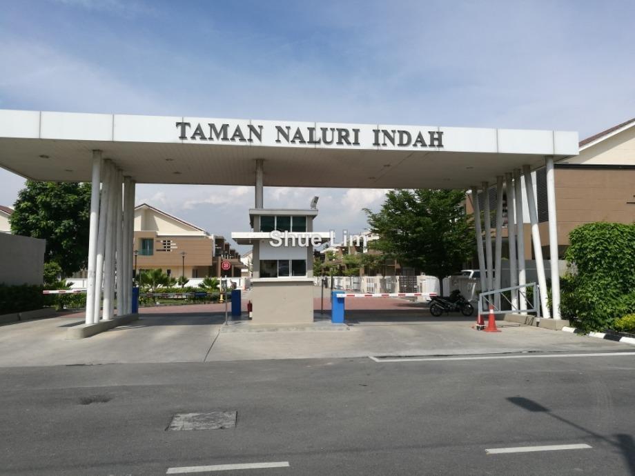 Taman Naluri Indah - Villa Primero, Seberang Jaya