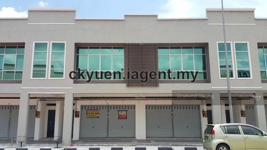 pusat perniagaan manjong, Seri Manjong