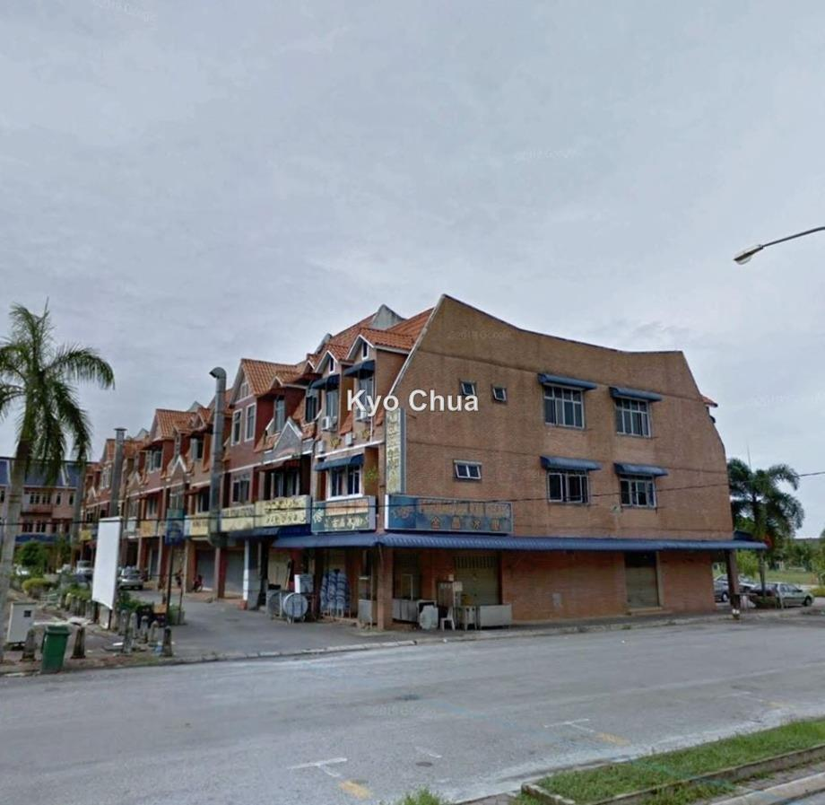 new town , Kampar