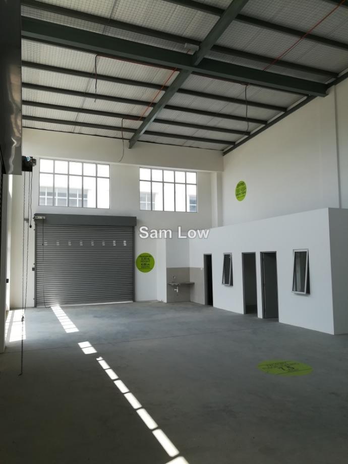 Terrace Factory, Kota Masai, Pasir Gudang