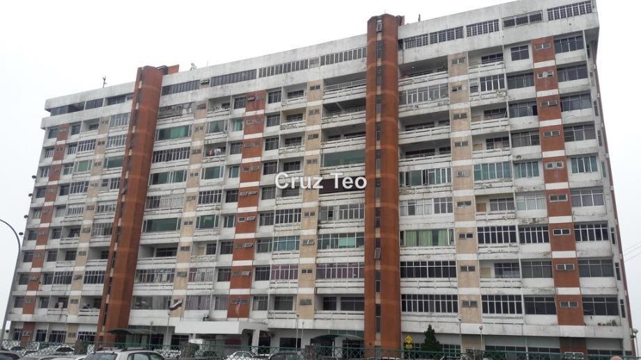 Kayangan Apartment, Bentong