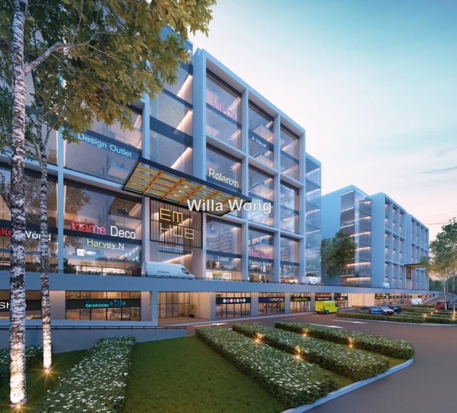 Emhub, Petaling Jaya, Kota Damansara