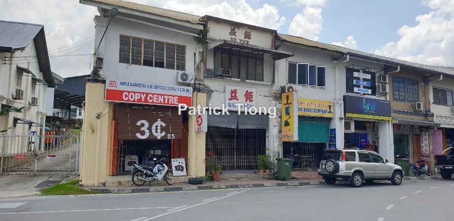 2 1/2 Sty Corner Shop, Kuching