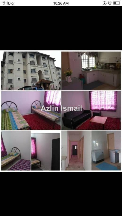 Residensi Warnasari 1, Bandar Puncak Alam