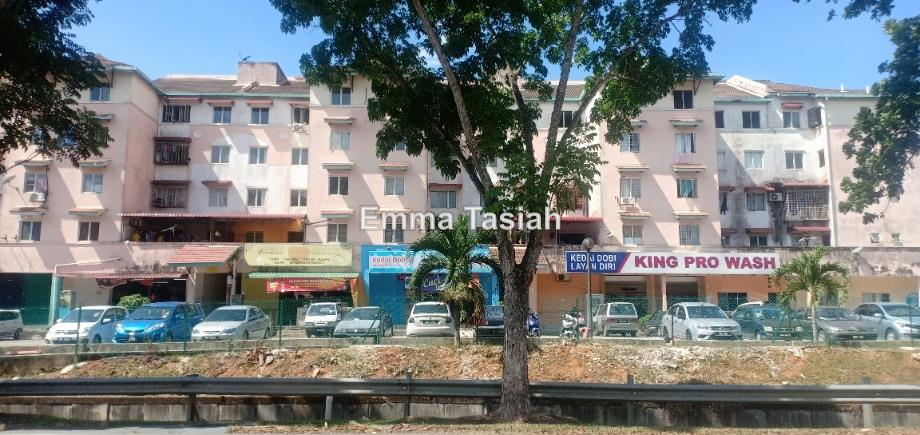 Anggerik Apartment, Taman Bunga Raya, Serendah