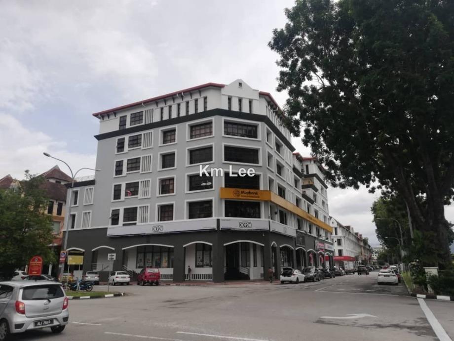 Greentown business center, Ipoh