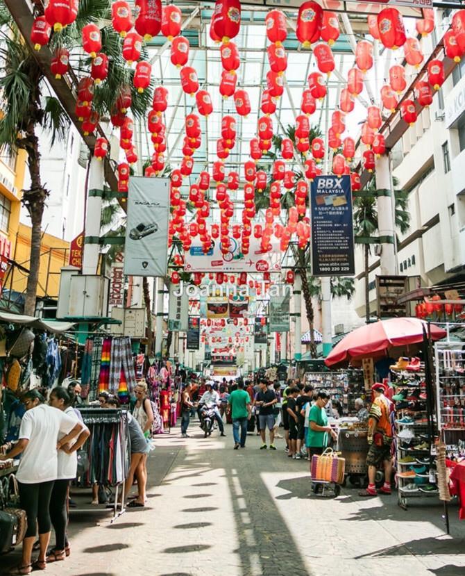 Chinatown, City Centre