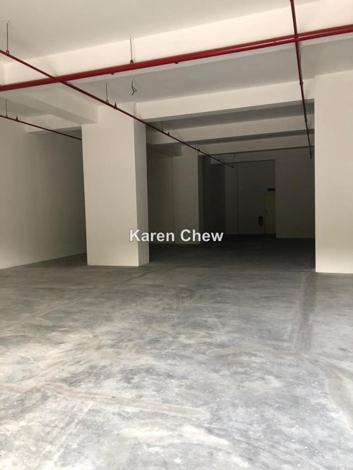 1st Floor Shoplot @ Elit Avenue, Bayan Baru