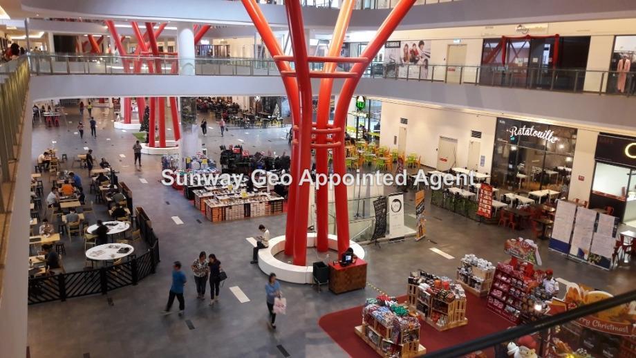 Sunway Geo Retail Lot Ground Floor, Sunway Geo Avenue, Sunway South Quay, Bandar Sunway, Bandar Sunway